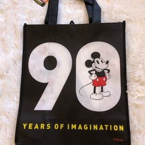 Mickey Mouse 90 Years of Imagination Reusable Bag